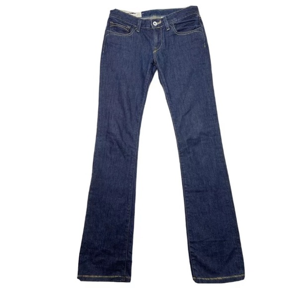 Loomstate Jeans Low Rise Size 26 Tall